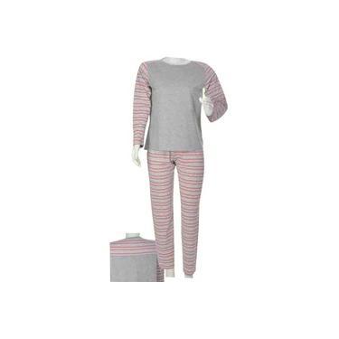 Pijama Feminino Inverno Formosa 42 A 48 Não Pega Bolinha 2027