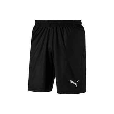 Calção Puma M Liga Shorts Core Preto/branco