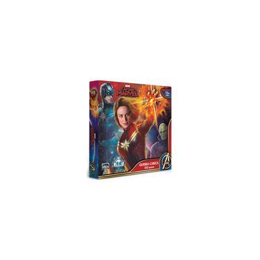 Imagem de Quebra-Cabeça - 500 Peças - Disney - Marvel - Capitã Marvel - Toyster