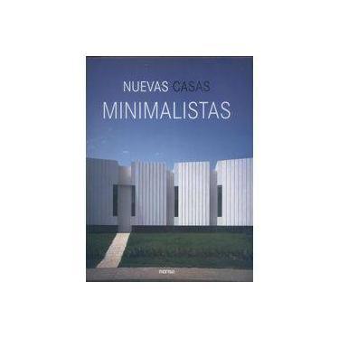 Nuevas Casas Minimalistas - Capa Comum - 9788496429956