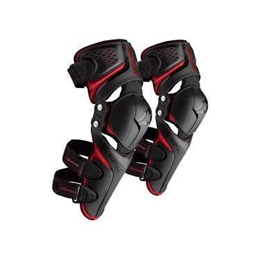 Joelheira Para Motocross Articulada Epic M Preta EVS