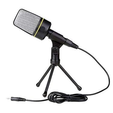 Microfone Condensador para PC gravar video Youtuber SF-920