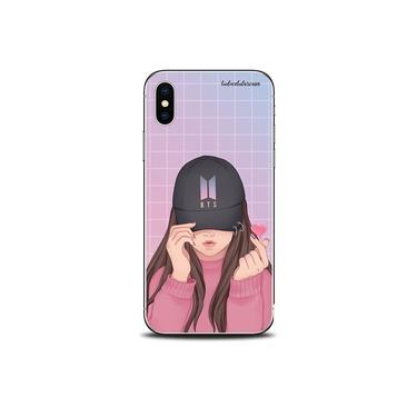 Capa Case Capinha Personalizada Princesas iPhone 5/5S/SE - Cód. 1325-A002
