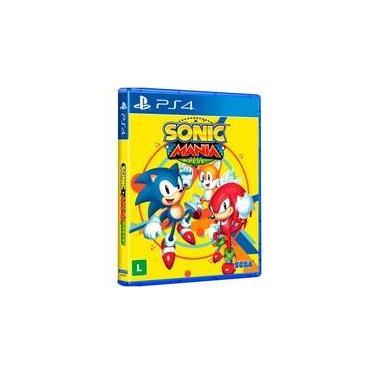 Game Sonic Mania Plus PS4