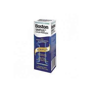 Imagem de Boston Simplus Solução Multiação para Lentes 120mL