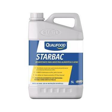 Quartenario De Amonia Starbac 5 L Start Quimica