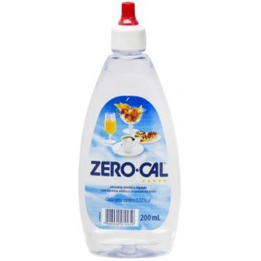 Adoçante Zero Cal 200Ml