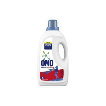 Lava Roupas Líquido Omo Lavagem Perfeita 3 L