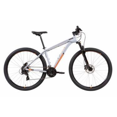 Imagem de Bicicleta Mtb Caloi 29 Aro 29 - Freio A Disco - 21 Velocidades - Prata