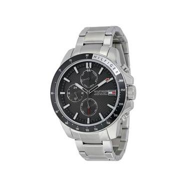 e0042e659b0 Relógio Masculino Tommy Hilfiger 1791165 - A Prova D`Água