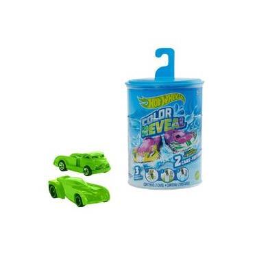 Imagem de Brinquedo Carrinho Hot Wheels Color Reveal da Mattel