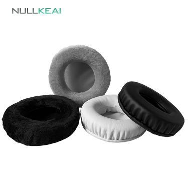Imagem de Nullkeai peças de reposição earpads para beyerdynamic dt770 dt880 dt990 dt770pro dt880pro dt990pro
