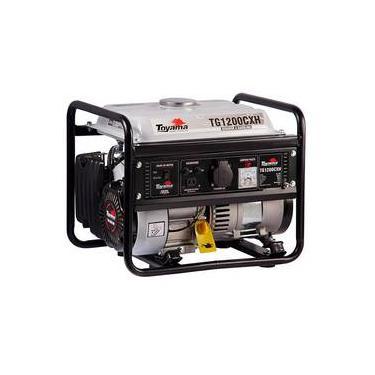 Gerador De Energia Gasolina Tg1200cxh 220v - Toyama