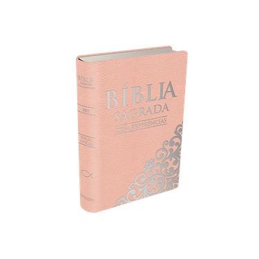 Bíblia Com Recursos Adicionais Sbu - Rosa - Bv Books - 9788581580487
