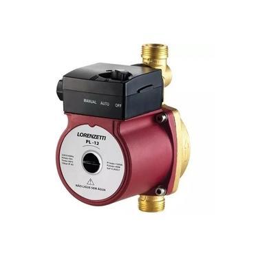 Pressurizador De Agua Lorenzetti Pl12 (12mca)
