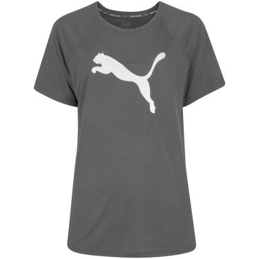 Imagem de Camiseta Puma Manga Curta Evostripe TEE - Feminina Puma Feminino