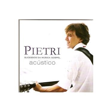 Cd Pietri - Sucessos Da Música Gospel Acústico