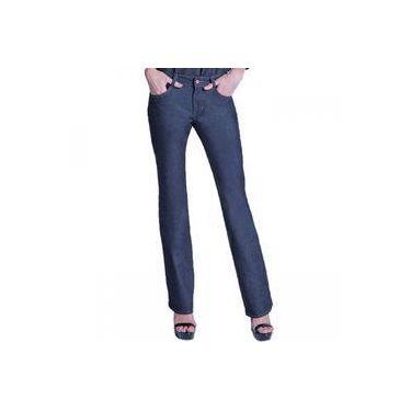 Calça Jeans Ana Hickmann Flare Boot CUT Mid 21085