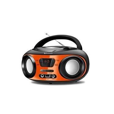 Rádio Portátil Mondial Boom Box BX-18 Display Digital -