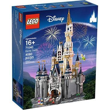 Imagem de Castle O Castelo Disney Lego Sem Cor Especificada