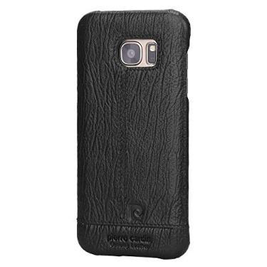 Capa para Galaxy S7 Edge Original, Pierre Cardin, PC33-01, Preto
