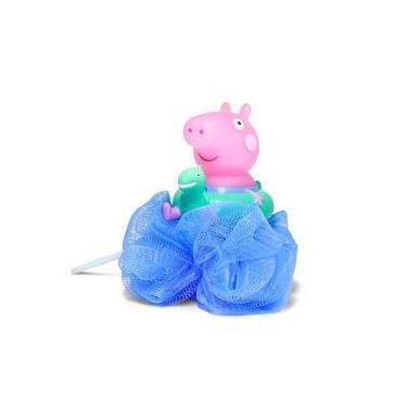 Imagem de Peppa Pig Esponja De Banho George - Dtc