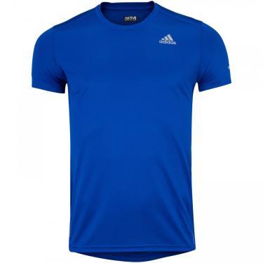 Camiseta adidas Run It - Masculina adidas Masculino