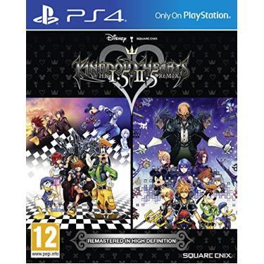 Kingdom Hearts Hd 1.5 + 2.5 Remix - Ps4-europeu-playstation_4