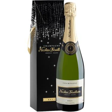 Vinho Espumante Branco -  Champagne Nicolas Feuillatte Brut  - França Nicolas Feuillatte