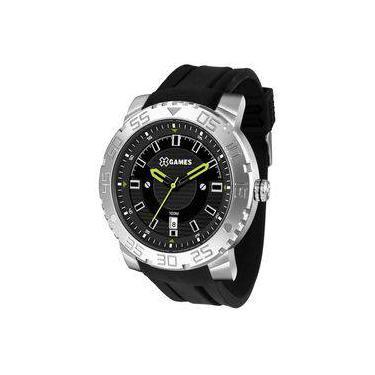 270118f5018 Relógio Masculino X-Games Analógico Xmsp1010 P2px - Prata