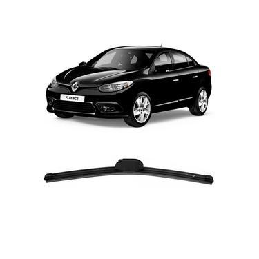 Palheta Limpador Parabrisa Renault Fluence 2011 a 2014 Dianteira Passageiro Dyna