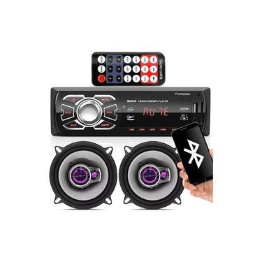 Imagem de Aparelho Mp3 Com Bluetooth Radio Fm Usb + Falante Pioneer 5