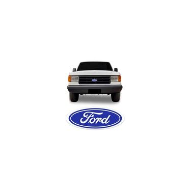 Imagem de Adesivo Ford Oval Grade F-1000 1993/1995 Emblema Resinado