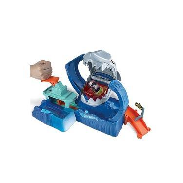 Imagem de Hot Wheels City Robô Tubarão - Mattel