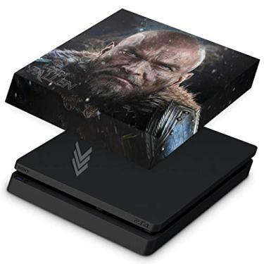 Capa Anti Poeira para PS4 Slim - Lords of the Fallen
