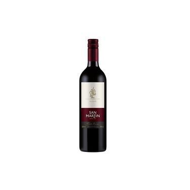 Vinho Nacional San Martin Tinto Suave 750ml