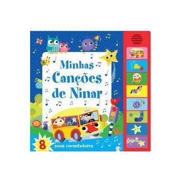 Minhas Canções De Ninar - Cultural, Ciranda - 9788538074359