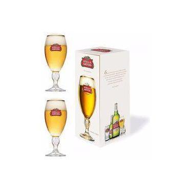 2 Taças Stella Artois - Embalagem Individual