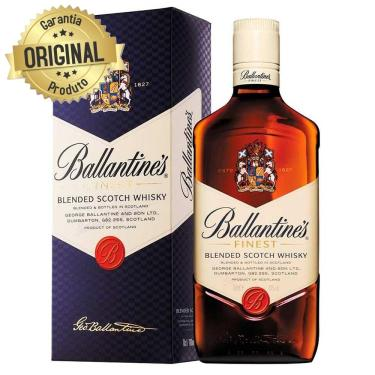 Whisky Ballantines Finest 8 Anos - 750ml