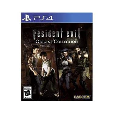 Resident Evil Origins Collection - Ps4