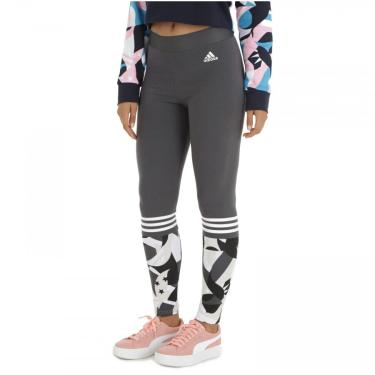 Calça Legging adidas SID Tight AOP - Feminina adidas Feminino