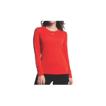 Camisa Feminina Baby Look Proteção Solar UV Segunda Pele Antibactericida Original Kanxa Diversas Cor