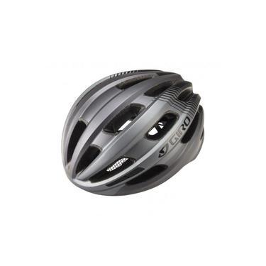 Imagem de Capacete Ciclismo Bike Giro Isode Titânio Original Fosco