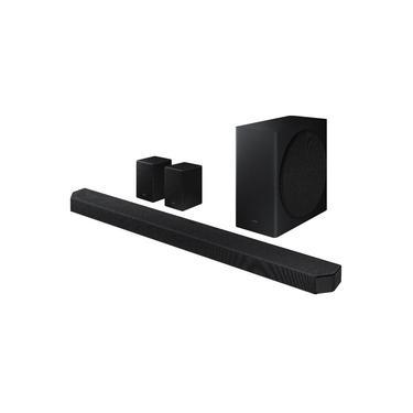 Imagem de Soundbar Samsung Hw-q950a, Com 11.1.4 Canais, Dolby Atmos, Acoustic Beam, Sincronia Sonora E Alexa Integrado