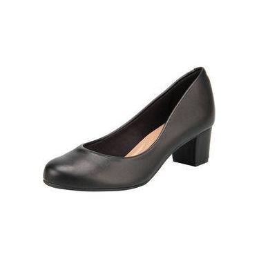 58d9ffc1a Sapato Feminino Scarpin Preto Americanas   Moda e Acessórios ...
