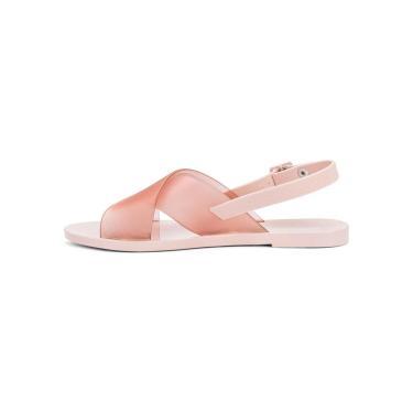 Rasteira Melissa Essential Sandal Ad Rosa Melissa 32838 feminino