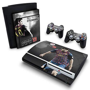 Skin Adesivo para PS3 Fat - Fifa 13