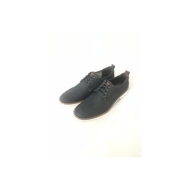 Sapato Social Kim Reserva De Lona Preto