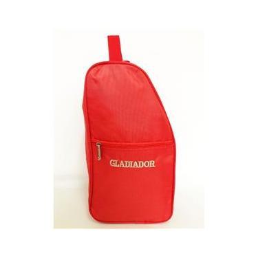 CentauroIr à loja · Porta Chuteira 304B Vermelha Gladiador 93d8d76d8395b