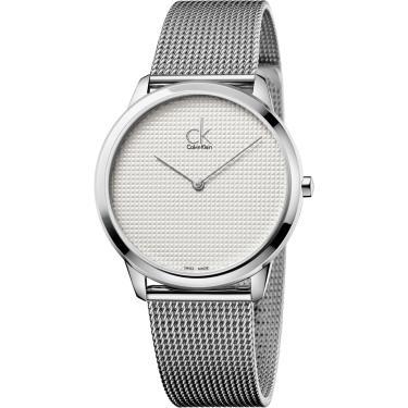 bb0dc55e229 Relógio Calvin Klein K3M2112Y Prata Calvin Klein K3M2112Y masculino